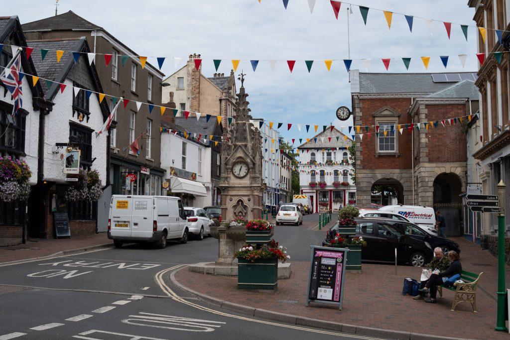 Torrington Town centre