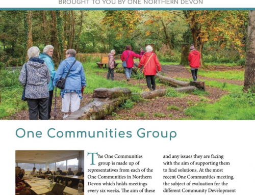 Latest One Communities Newsletter Published