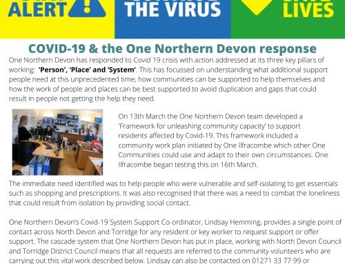 One Communities  Newsletter Issue 3