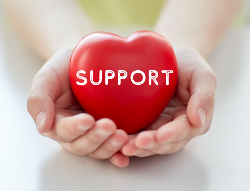 Support for people in self-isolation